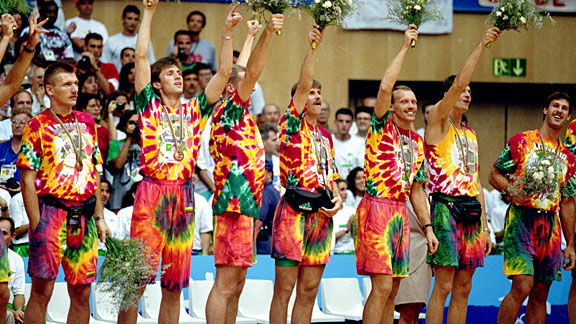 The history and future of lithuanian basketball