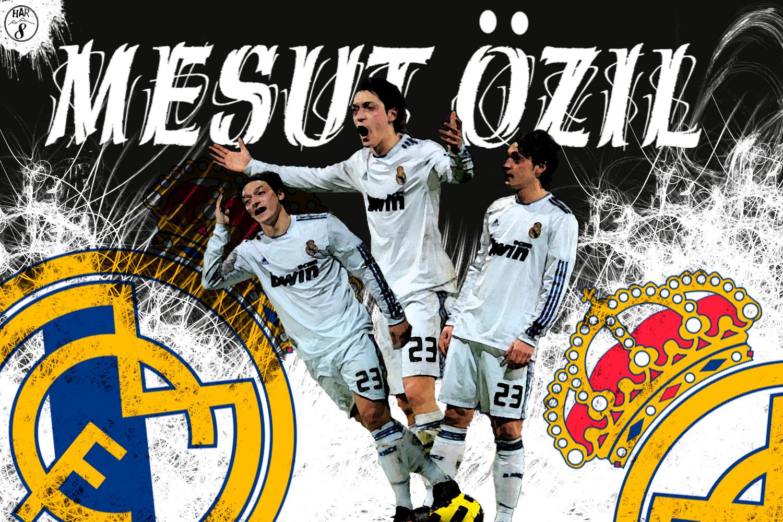Football Wallpapers: Mesut Ozil