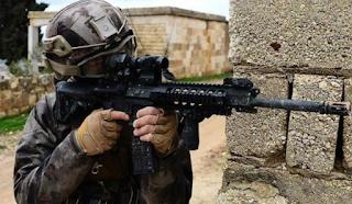 في غضون أسبوع ، قتل 18 إرهابيا من حزب العمال الكردستاني في تركيا