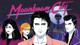 Moonbeam City Comedy Central