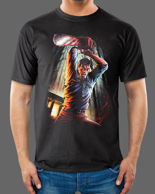 Fright Rags evil dead collection