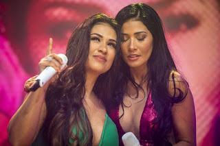 Simone e Simaria apresentam no palco do Fantástico sua nova música, 'Um em um Milhão'