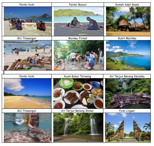 Paket Bulan Madu Honeymoon Wisata Lombok Paket Wisata