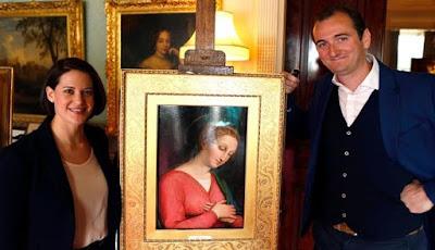 Lukisan Karya Raphael Yang Hilang Ditemukan di Skotlandia