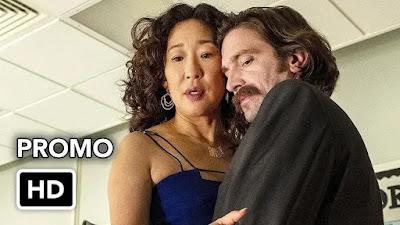 "Killing Eve Episódio 2x03 Trailer legendado Online ""The Hungry Caterpillar"" (HD)"
