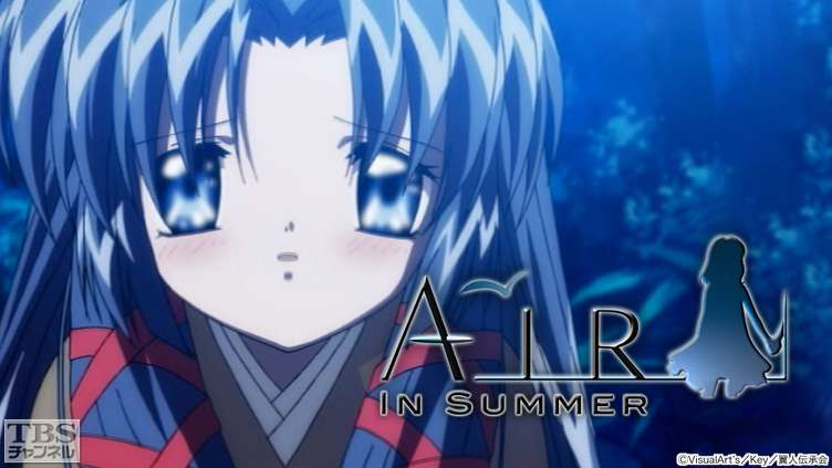 Air in Summer Subtitle Indonesia