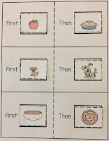 Using First the Egg, by Laura Vaccaro Seeger, as a Mentor Text for sequencing, teachers can make connections with 2- and 3-step sequencing and writing.
