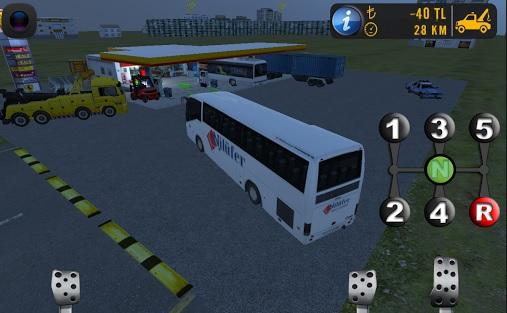 Anadolu Bus Simulator APK Android