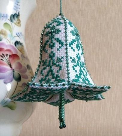haftowane dzwoneczki