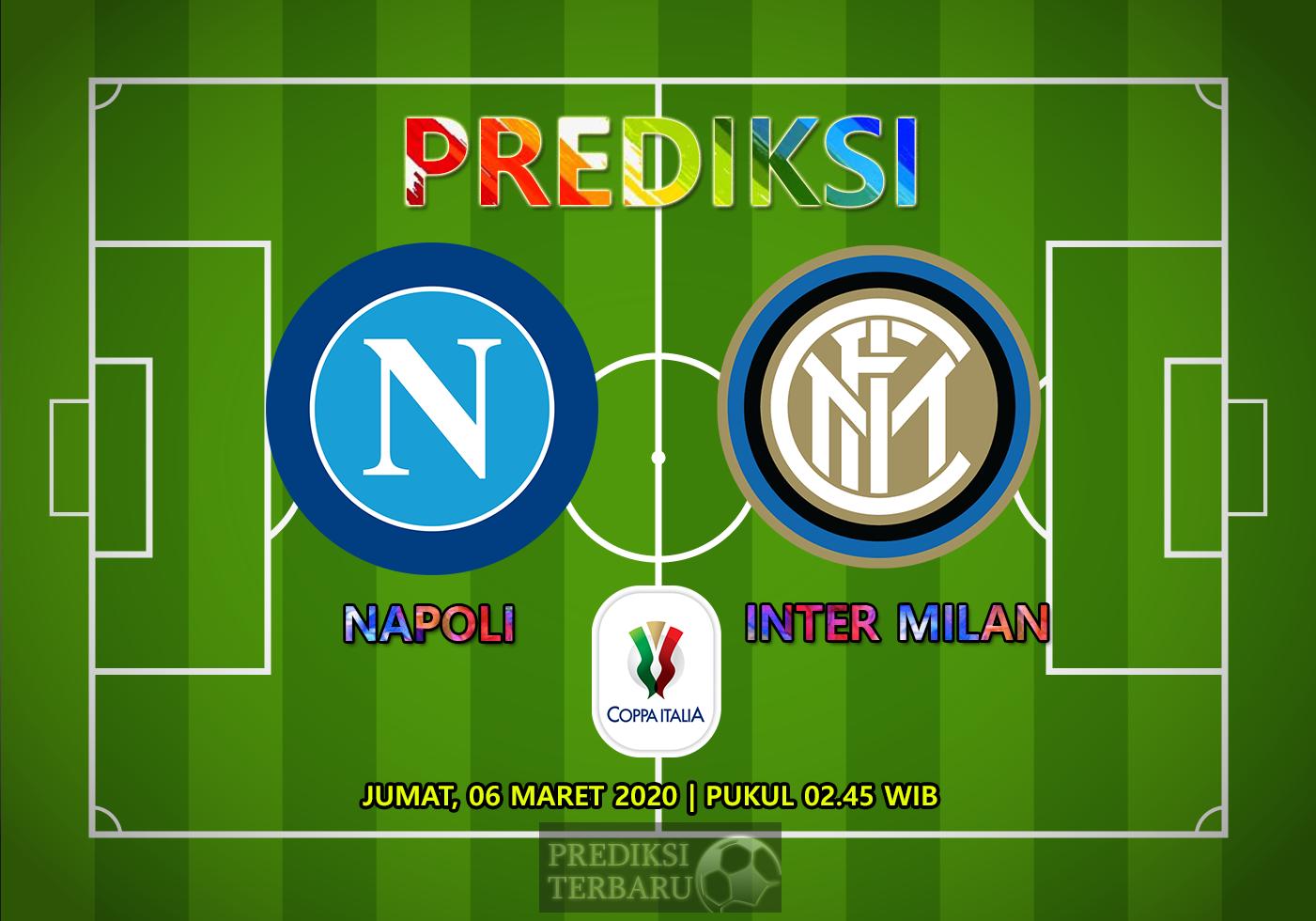 Prediksi Napoli Vs Inter Milan Jumat 06 Maret
