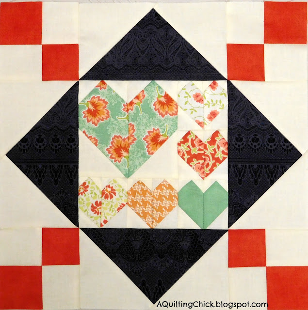 Splendid Sampler Block 3