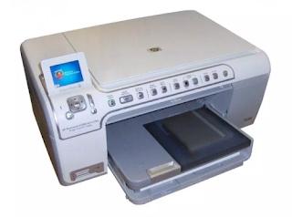 HP Photosmart C5283 Driver Download