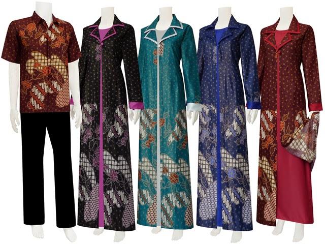 Model Baju Batik Terbaruberbagi Info Menarik