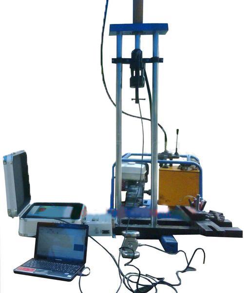 Sondir Hydraulic Digital Software 2 5 Ton 5 Ton 10 Ton Biand Rundawa Teknik