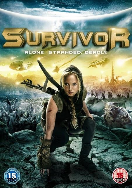 Survivor ผจญภัยล้างพันธุ์ดาวเถื่อน [HD][พากย์ไทย]
