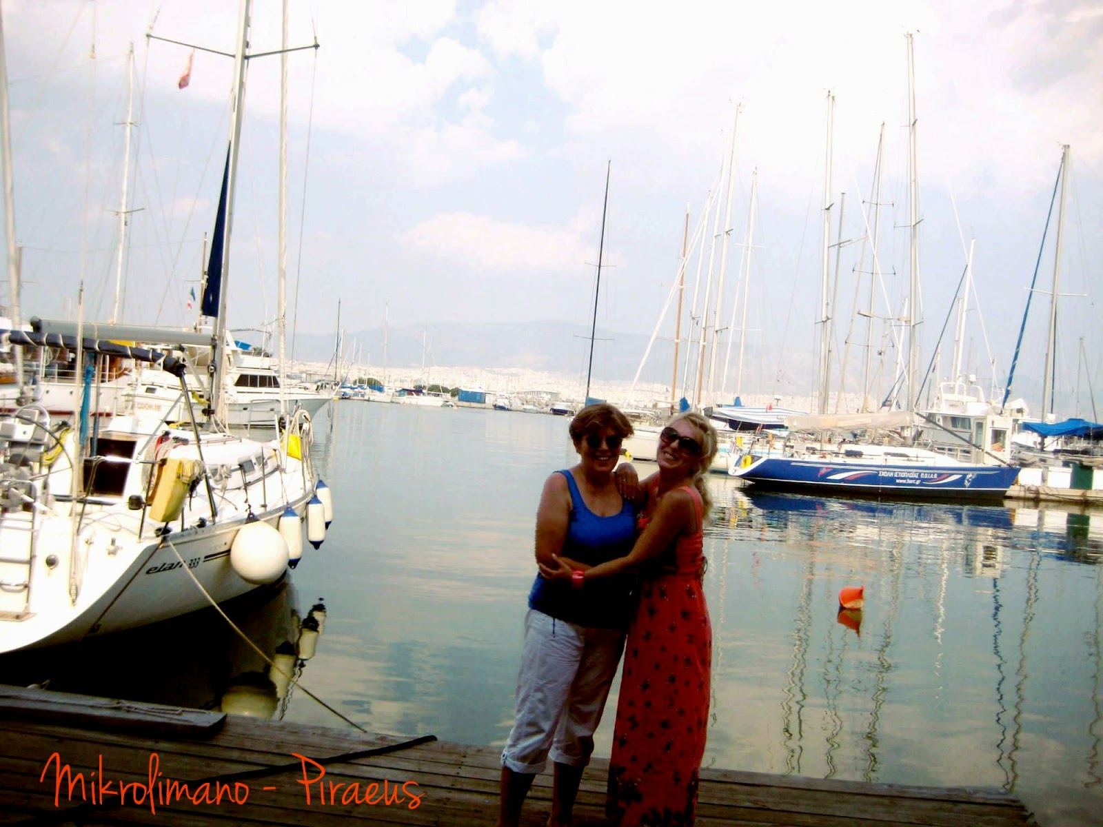 Mikrolimano Piraeus Greece Travel adventure