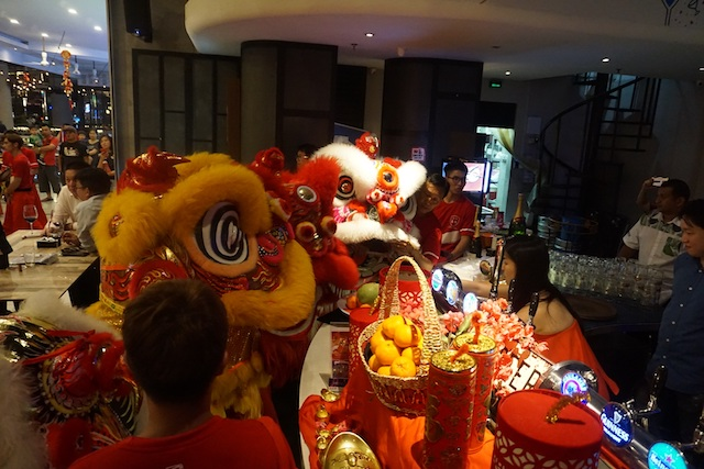 Lion Dances and more!