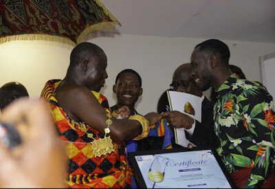 Prof. Frimpong-Boateng, Okyeame Kwame & Others Honoured At PCP Honours