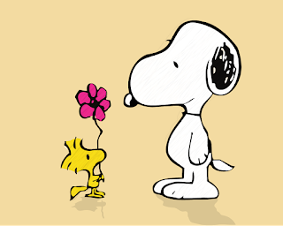 HOW TO DRAW A Snoopy And Woodstock