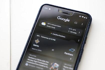 Google Hadirkan Dark Mode di Android Q