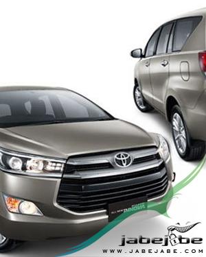 Sewa Toyota Innova Reborn Belitung