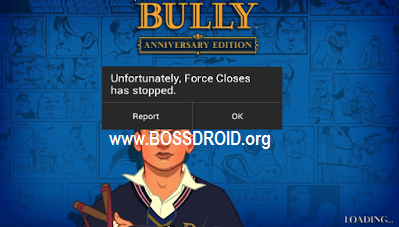 Cara Mudah Mengatasi Game Bully Anniversary Edition FC atau Force Close