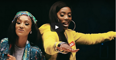 Di'Ja features Tiwa Savage in new music video 'The Way You Are (Gbadun You)'- WATCH