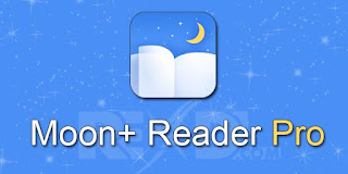 تنزيل تطبيق Moon+ Reader Pro 4.5.6 Apk for Android