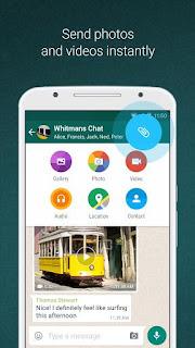 WHATSAPP Messenger beta
