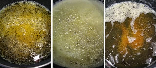 Mantequilla avellana (Siempredulces) - Elaboración Paso 2