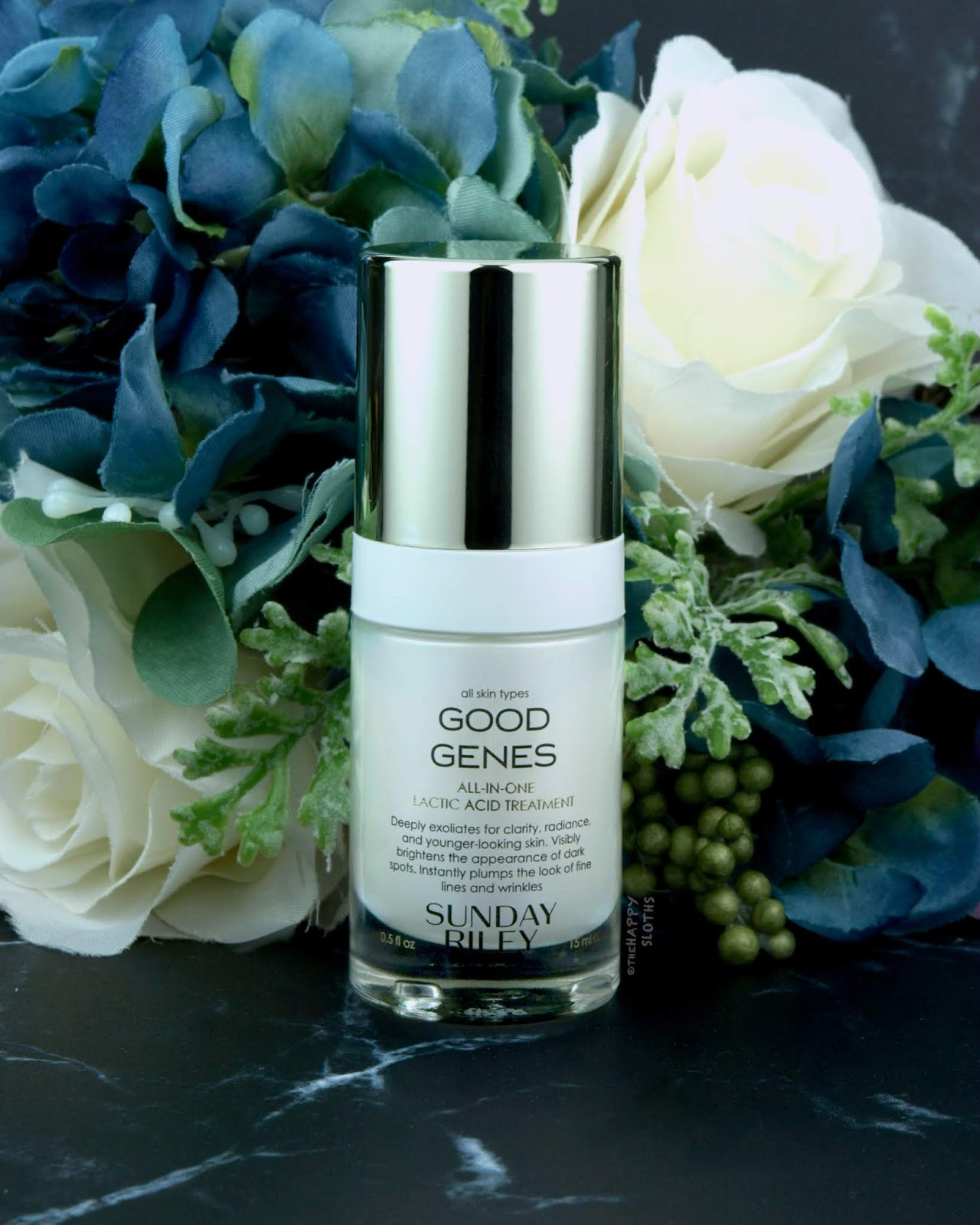Sunday Riley | Good Genes All-In-One Lactic Acid Treatment: Review