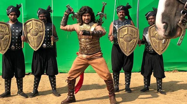 भोजपुरी फिल्म 'वीर योद्धा महाबली हीरो, हीरोइन- Veer Yoddha Mahabali Bhojpuri Film