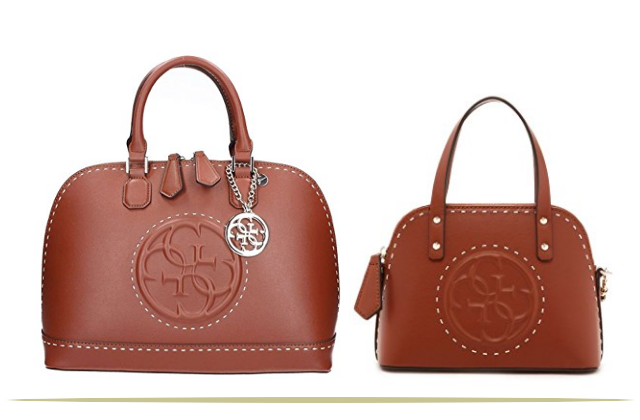 Guess Mother-Daughter Domed Satchel Handbags  |  9 Cool Things