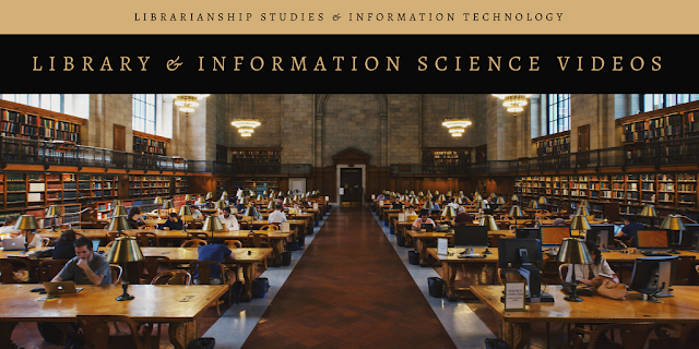 Library and Information Science Videos