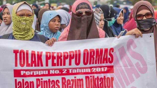 Hanya PAN Partai Pendukung Pemerintah Tegas Tolak Perppu Ormas