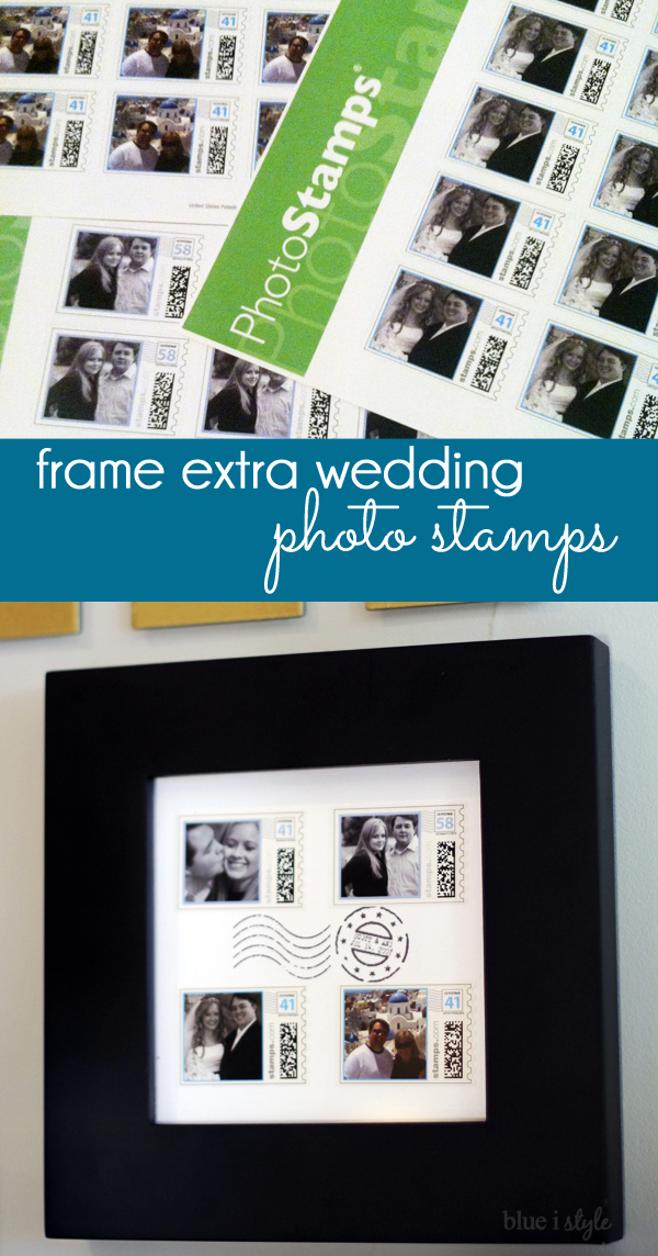 Framed Photo Stamps
