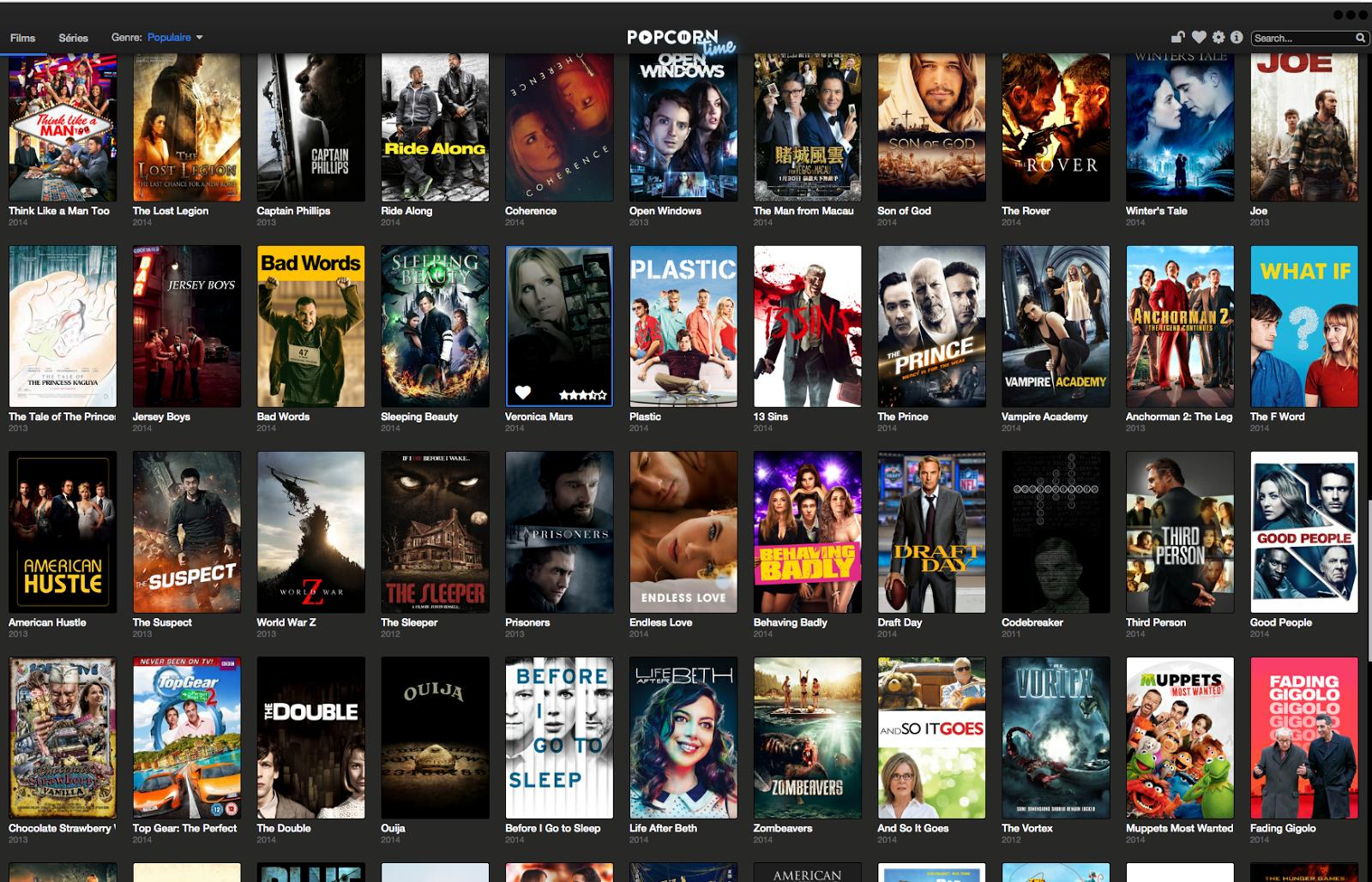 Klerelo: [iOS/Android] Popcorn Time ou Netflix ?