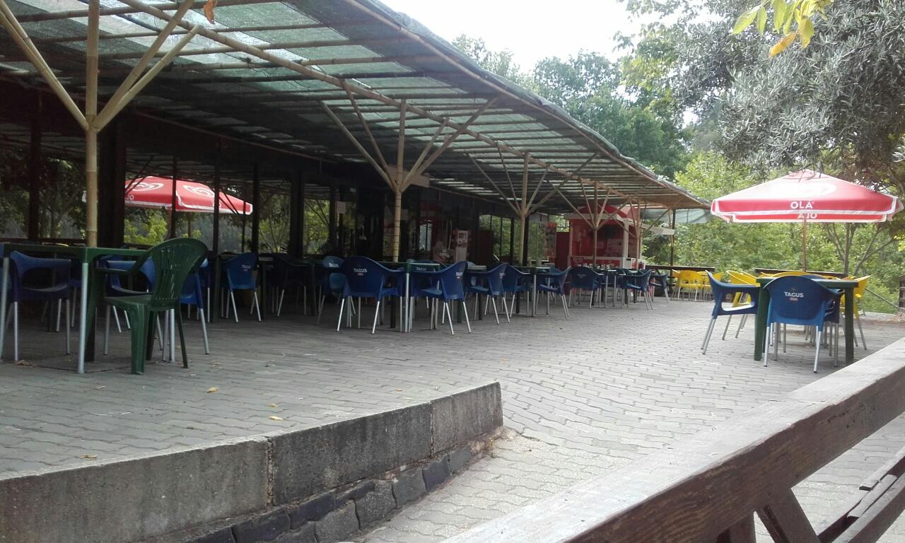Esplanada restaurante Panorâmico - Senhora da Ribeira