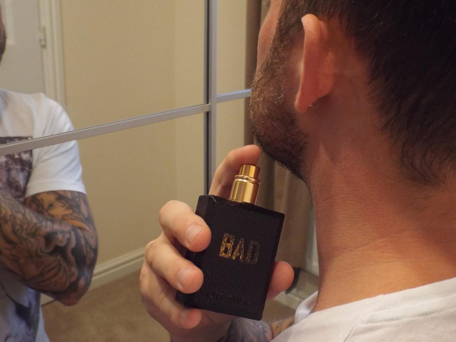 Diesel Bad Fragrance Review