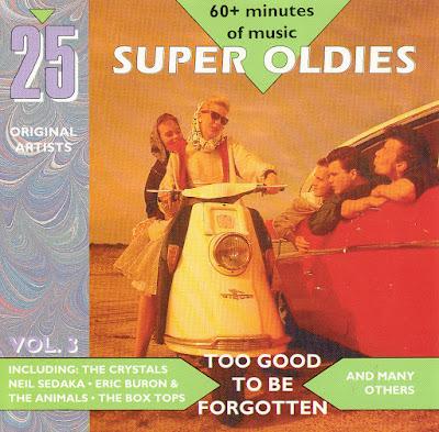 VA - 25 Super Oldies - Too Good To Be Forgott (Vol 3 - 1990)