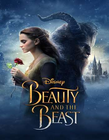 Beauty and the Beast 2017 Hindi Dual Audio BRRip Full Mobile Movie Download