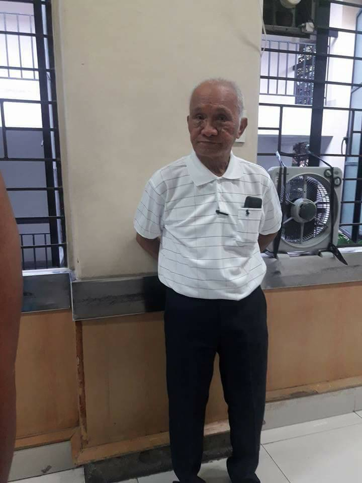 A senior citizen was asked to vacate his seat in PGH