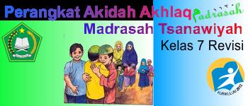 Perangkat Akidah Akhlaq Madrasah Tsanawiyah Kelas 7 K13