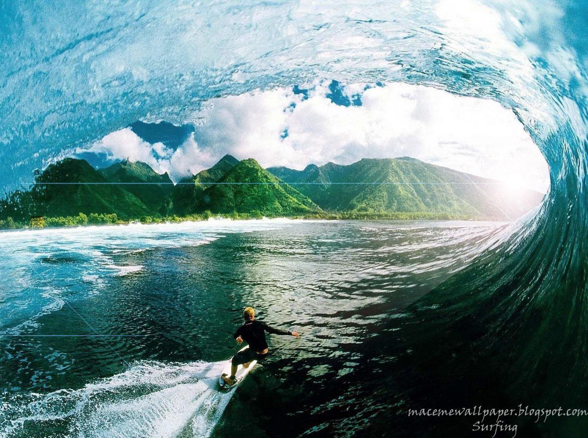 Anime Video Wallpaper Surfing Wallpaper Maceme Wallpaper