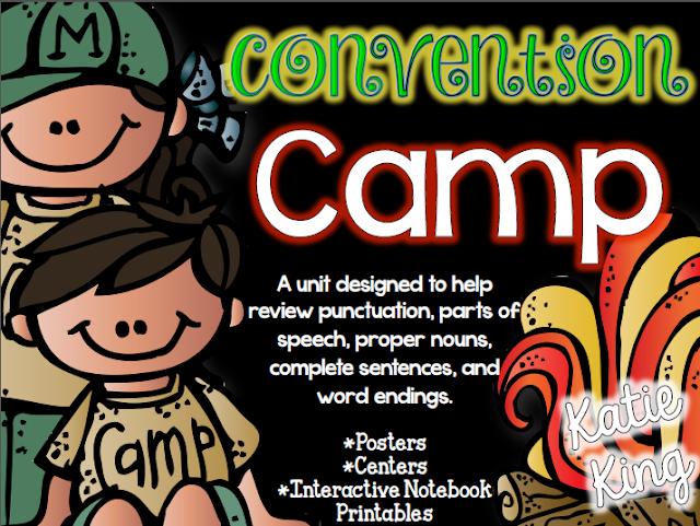 http://www.teacherspayteachers.com/Product/Convention-Camp-932860