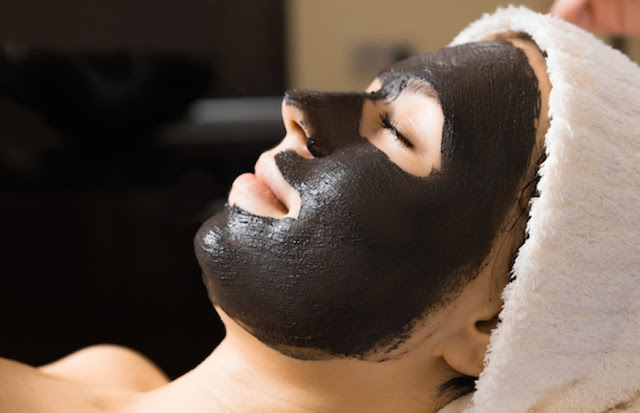 homade face mask