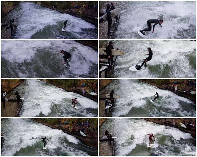 Surf en el Eisbach
