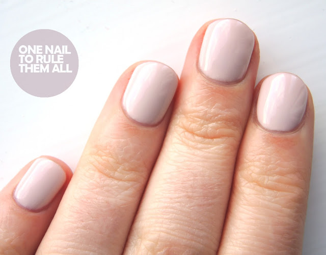 One Nail To Rule Them All: Gelish - Last Call Nail Art