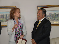 Freeholders Honor Retiring Judge Wilson