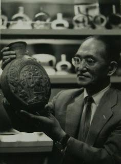 Yoshitaro Amano e A Cerâmica